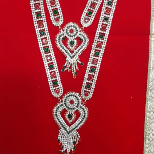 Fancy diamond Mala