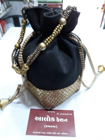 Batava Black Alok Fashion